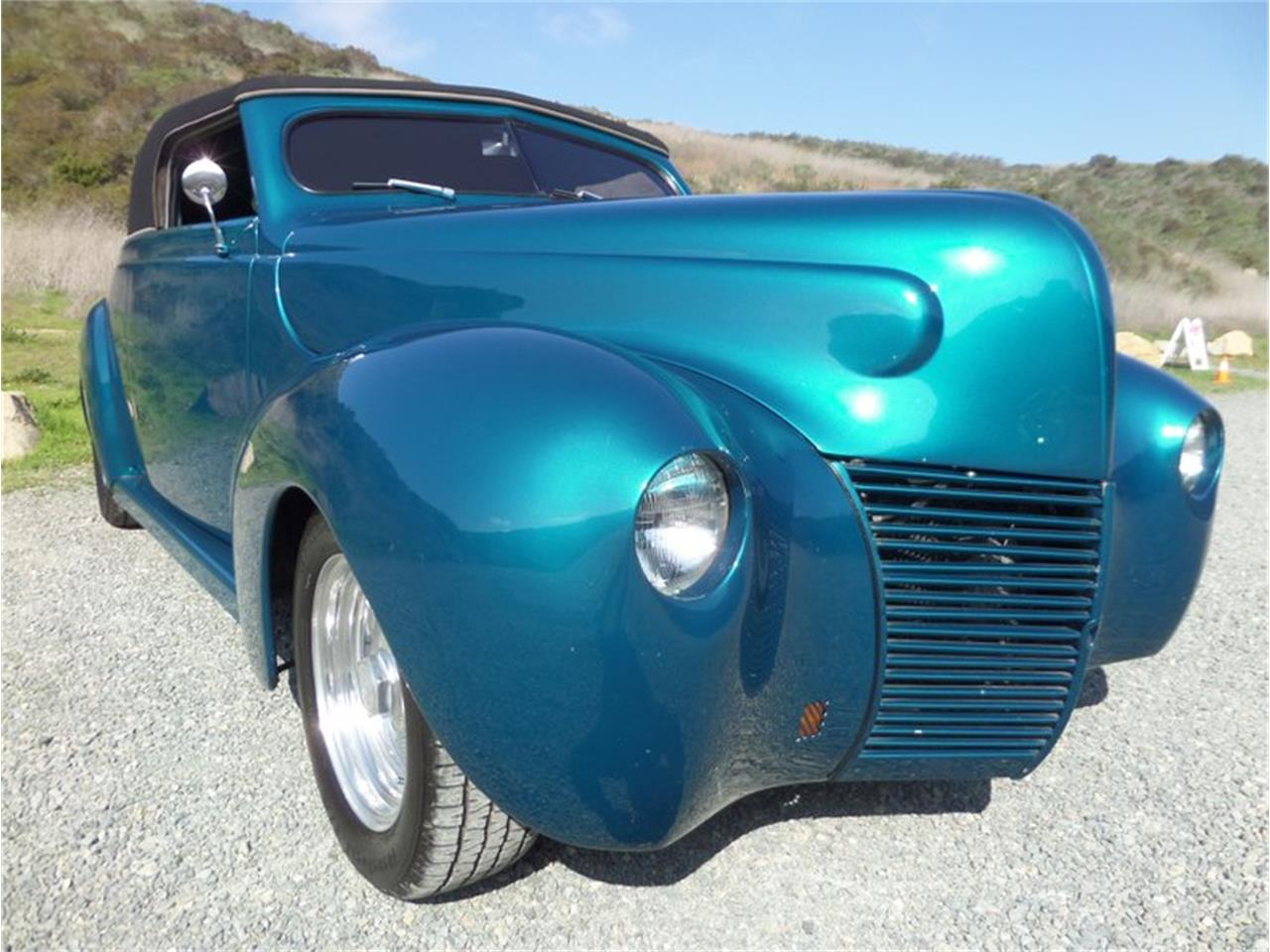 1939 Mercury Eight (CC-1327860) for sale in Laguna Beach, California