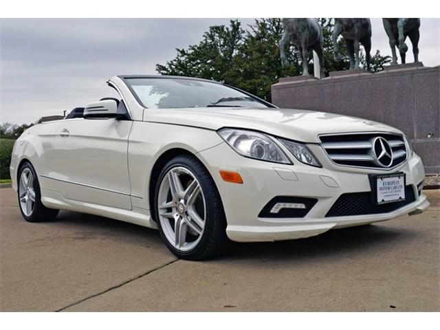 2011 Mercedes-Benz E-Class (CC-1327892) for sale in Fort Worth, Texas