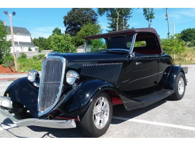 1934 Ford Coupe (CC-1327898) for sale in Hanover, Massachusetts