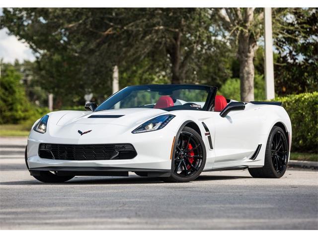 2017 Chevrolet Corvette (CC-1327899) for sale in Orlando, Florida