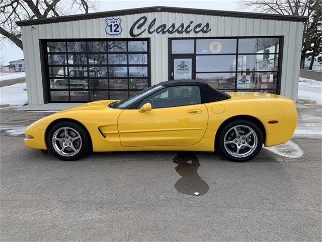 2001 Chevrolet Corvette (CC-1327927) for sale in Webster, South Dakota