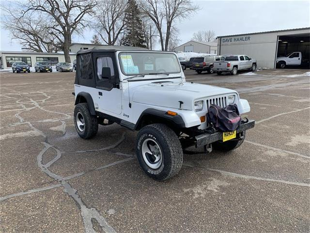 1993 Jeep Wrangler (CC-1327928) for sale in Webster, South Dakota