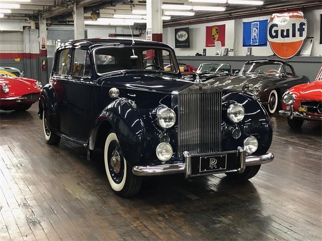 1950 Rolls-Royce Silver Dawn (CC-1327932) for sale in Bridgeport, Connecticut