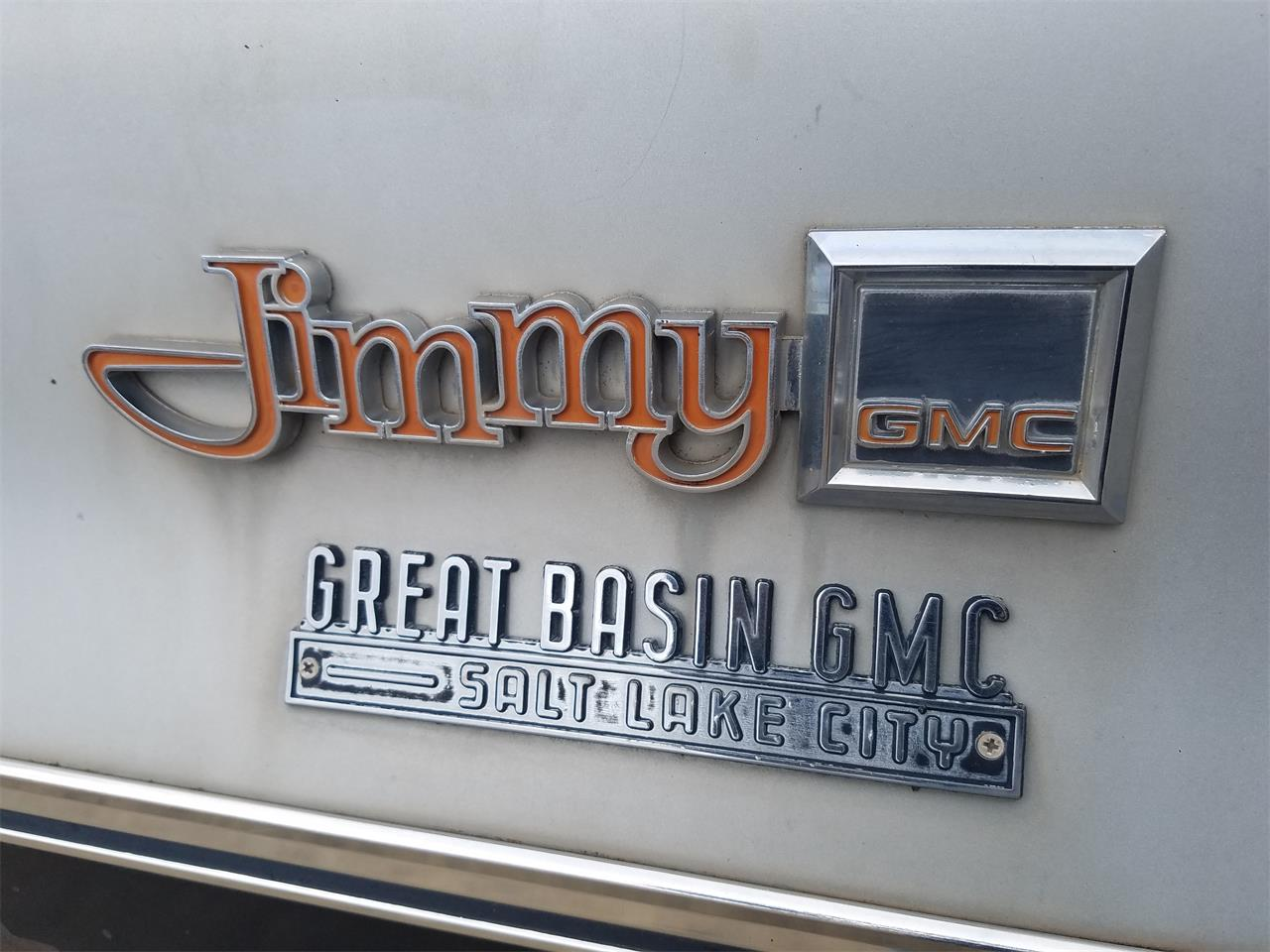 1979 GMC Jimmy (CC-1327937) for sale in woodstock, Connecticut