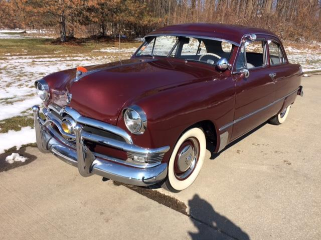 1950 Ford Custom (CC-1327941) for sale in Solon, Ohio