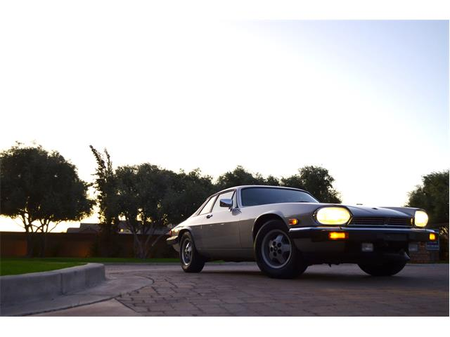 1983 Jaguar XJS