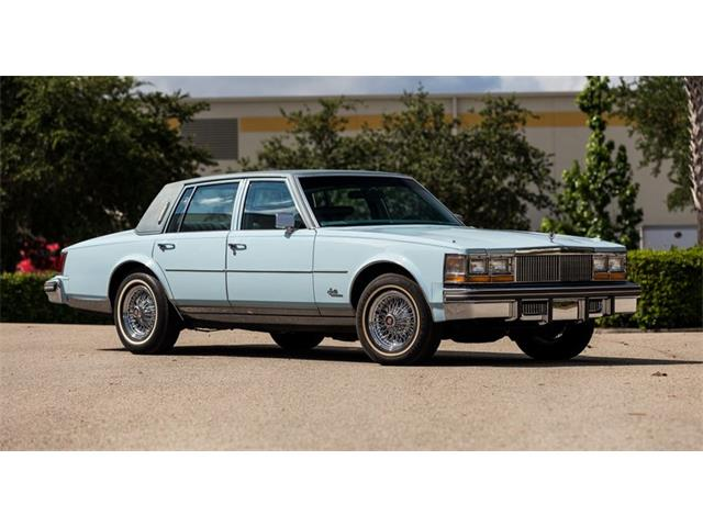 1978 Cadillac Seville (CC-1320797) for sale in Lakeland, Florida