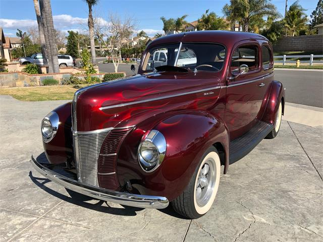 1940 Ford Sedan (CC-1327985) for sale in orange, California