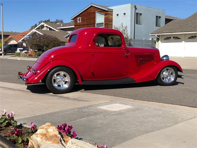 1933 Ford 3-Window Coupe (CC-1327986) for sale in orange, California