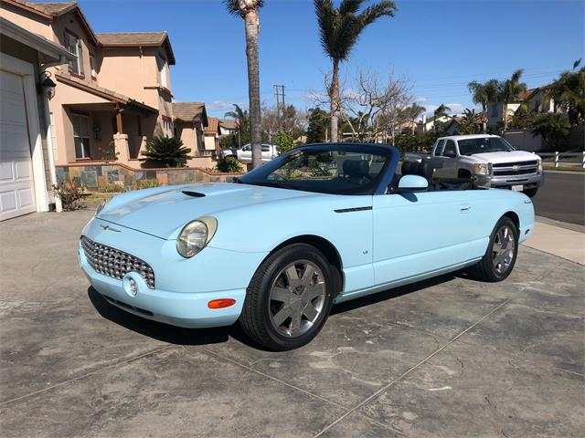 2003 Ford Thunderbird (CC-1327987) for sale in orange, California