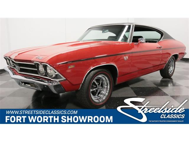 1969 Chevrolet Chevelle (CC-1327999) for sale in Ft Worth, Texas