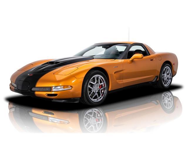 2002 Chevrolet Corvette (CC-1320008) for sale in Charlotte, North Carolina
