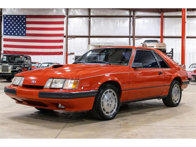 1986 Ford Mustang (CC-1328000) for sale in Kentwood, Michigan