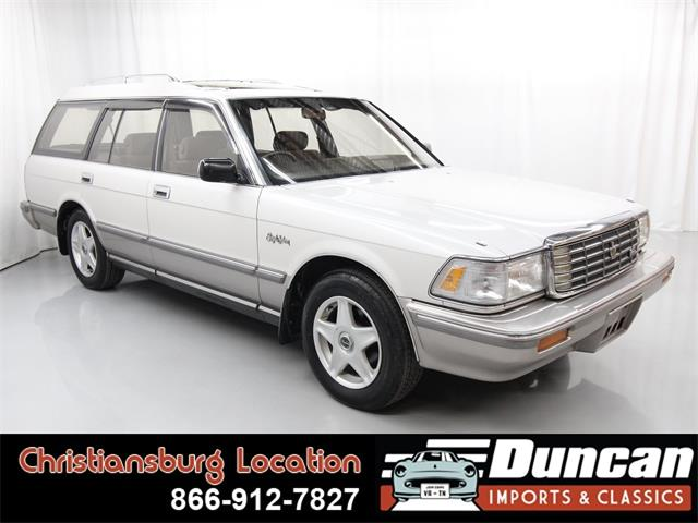 1991 Toyota Crown (CC-1328002) for sale in Christiansburg, Virginia