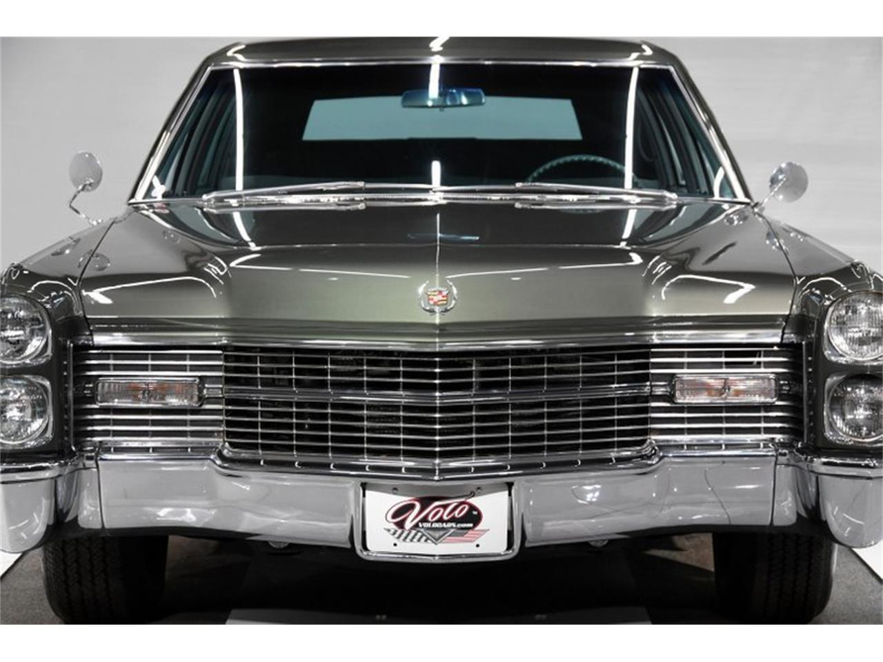 1966 Cadillac Fleetwood (CC-1328005) for sale in Volo, Illinois
