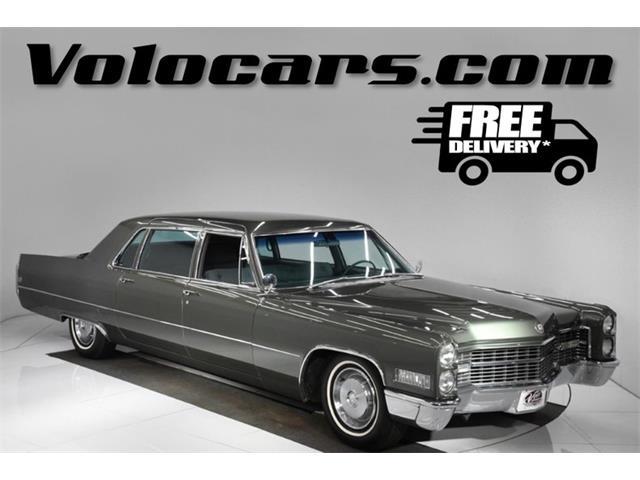 1966 Cadillac Fleetwood (CC-1328005) for sale in Volo, Illinois