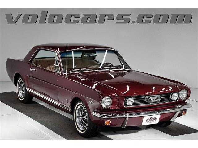 1966 Ford Mustang (CC-1328009) for sale in Volo, Illinois