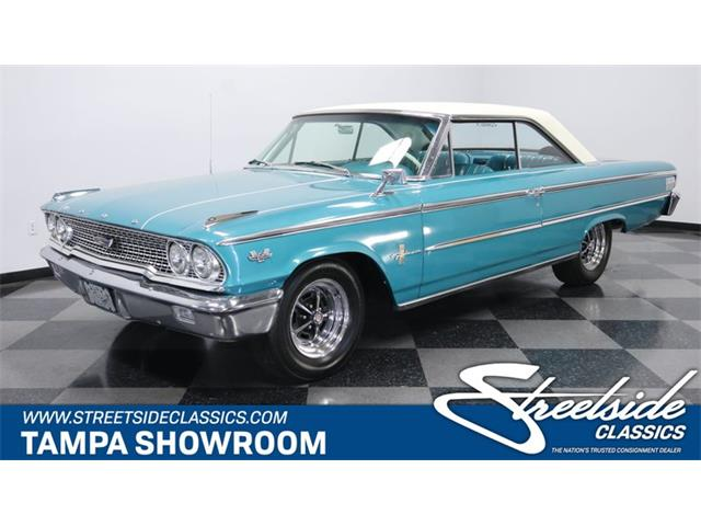 1963 Ford Galaxie (CC-1328014) for sale in Lutz, Florida