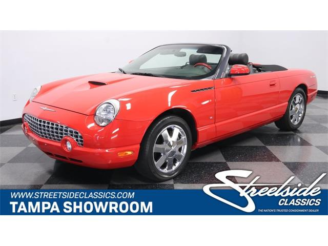 2002 Ford Thunderbird (CC-1328015) for sale in Lutz, Florida