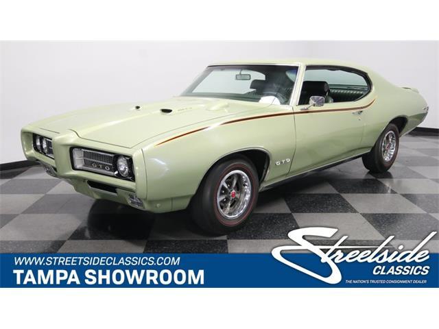 1969 Pontiac GTO (CC-1328019) for sale in Lutz, Florida