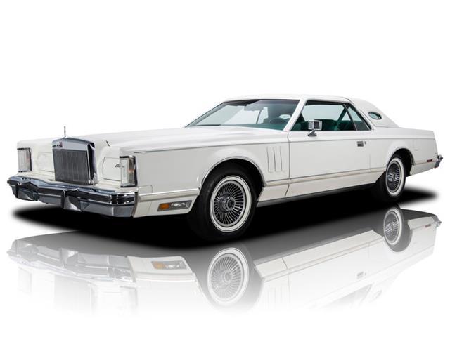 1977 Lincoln Continental (CC-1328021) for sale in Charlotte, North Carolina