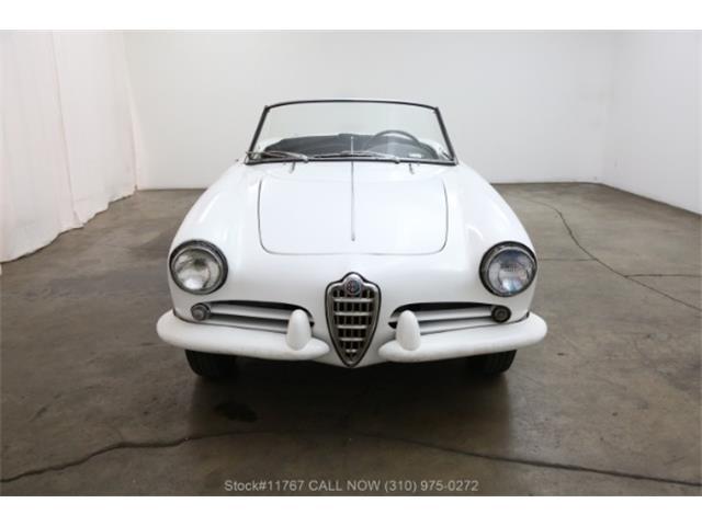 1962 Alfa Romeo Giulietta Spider (CC-1328027) for sale in Beverly Hills, California