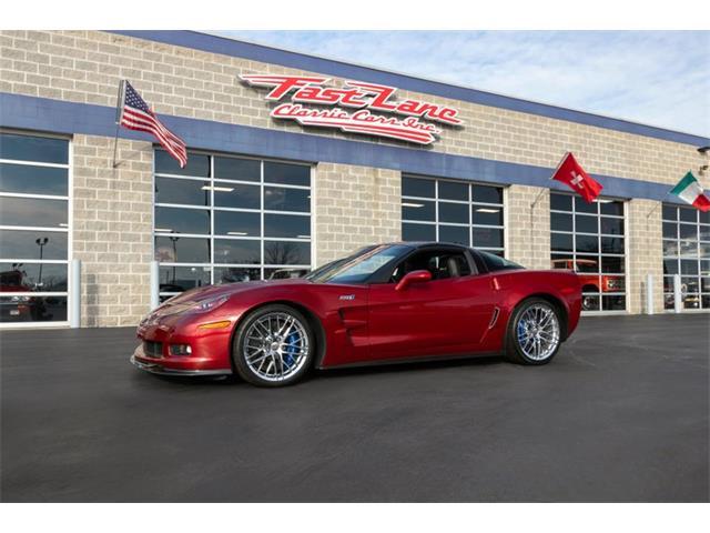 2011 Chevrolet Corvette (CC-1328028) for sale in St. Charles, Missouri