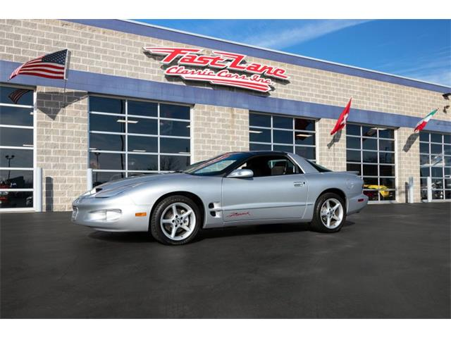 2002 Pontiac Firebird Trans Am Firehawk (CC-1328030) for sale in St. Charles, Missouri