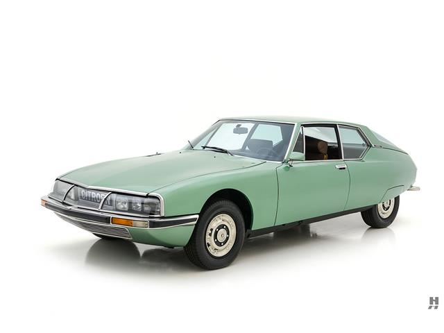 1972 Citroen SM (CC-1328034) for sale in Saint Louis, Missouri