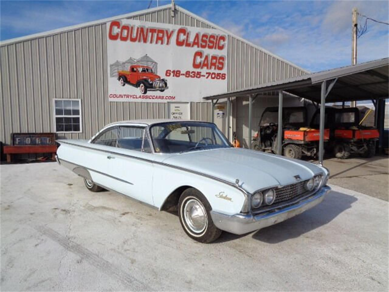 1960 Ford Starliner (CC-1328039) for sale in Staunton, Illinois