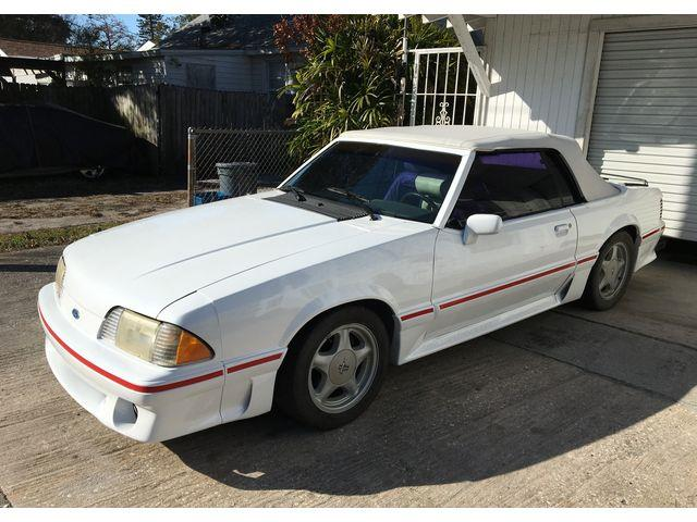 1989 Ford Mustang GT (CC-1320804) for sale in Lakeland, Florida