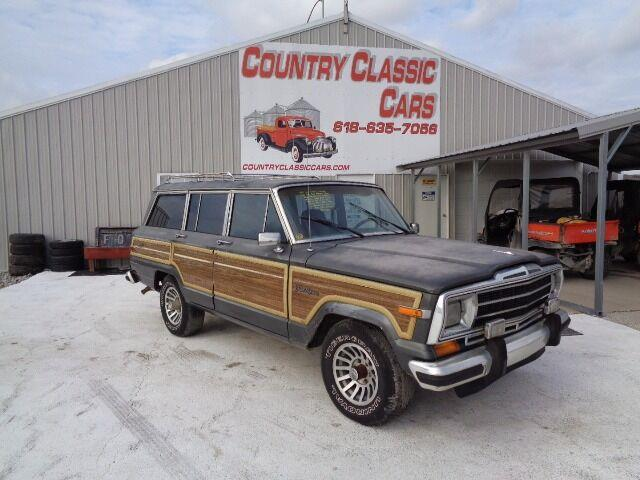 1987 Jeep Grand Wagoneer (CC-1328042) for sale in Staunton, Illinois