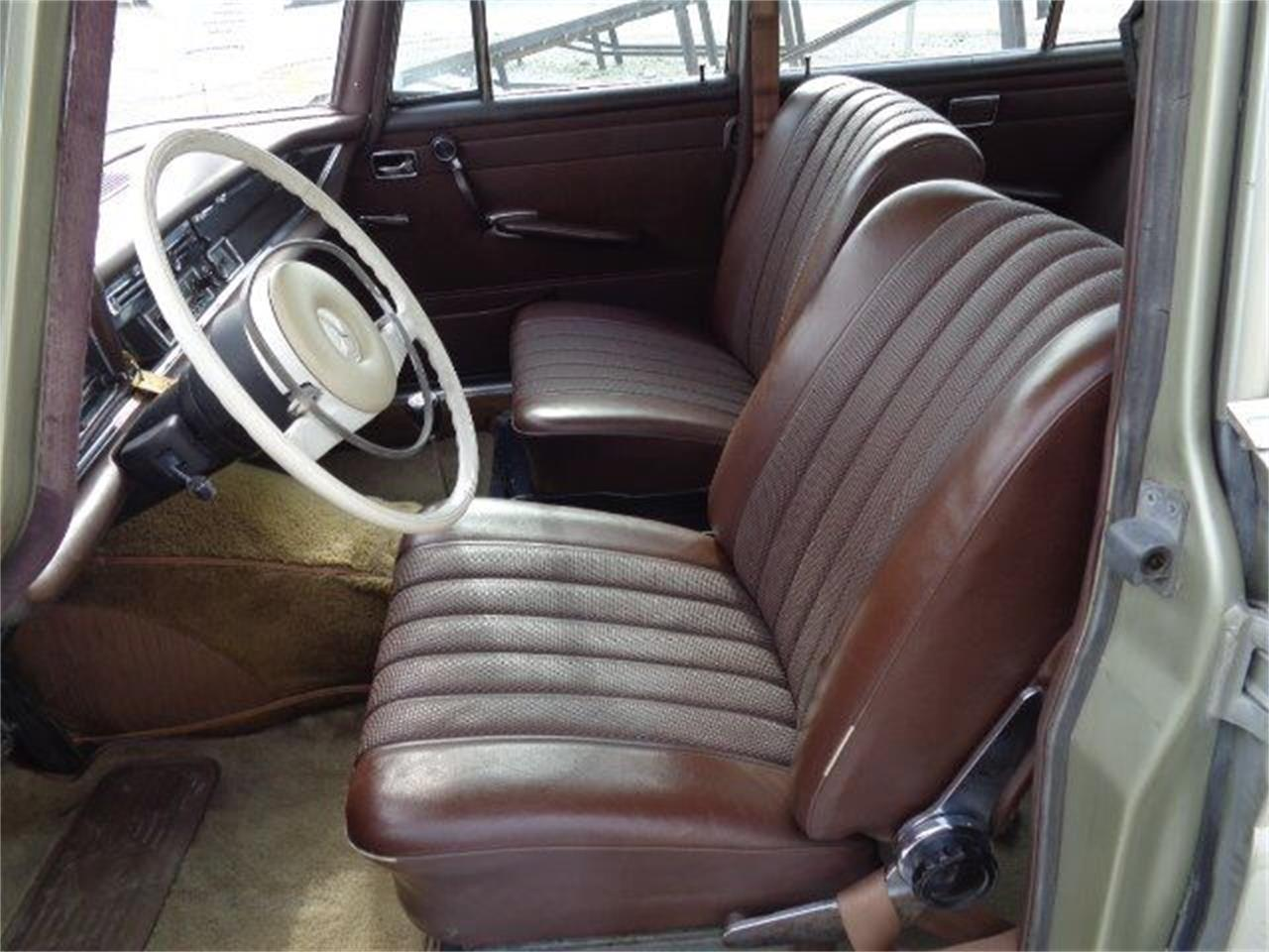 1968 Mercedes-Benz C230 (CC-1328044) for sale in Staunton, Illinois