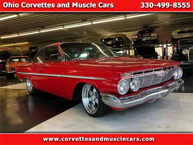 1961 Chevrolet Bel Air (CC-1328051) for sale in North Canton, Ohio