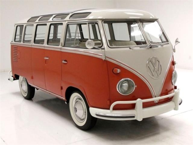 1961 Volkswagen Microbus (CC-1328066) for sale in Palm Beach, Florida