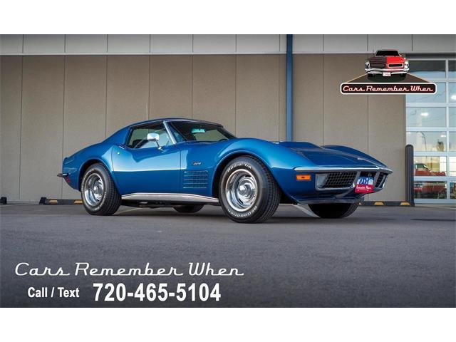 1971 Chevrolet Corvette (CC-1328083) for sale in Englewood, Colorado