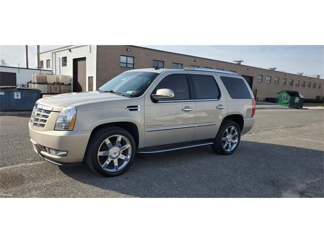 2008 Cadillac Escalade (CC-1328085) for sale in West Babylon, New York