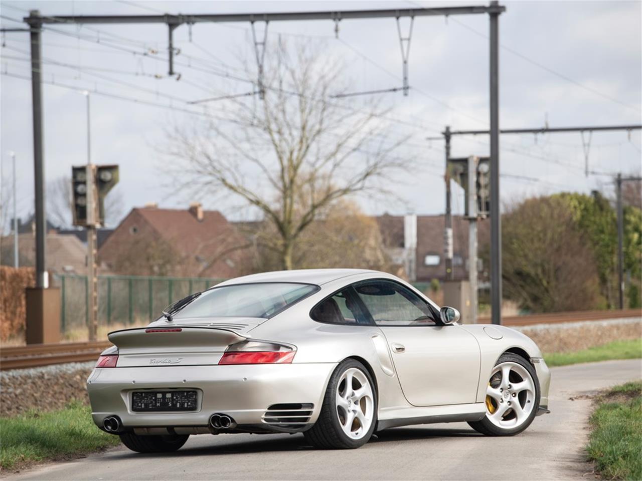 2005 Porsche 911 Turbo (CC-1328099) for sale in Essen, Germany