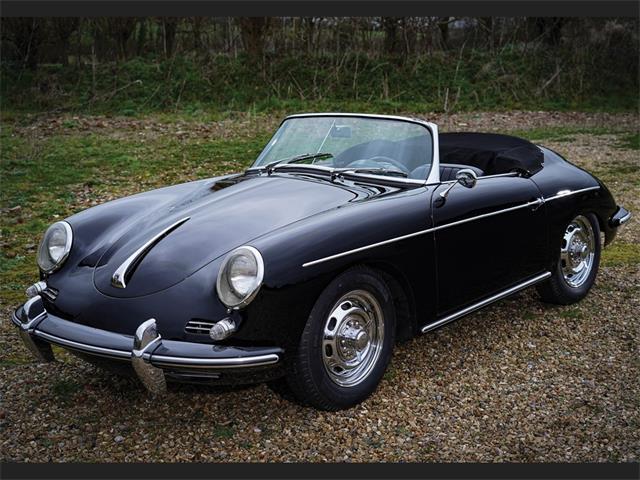 1960 Porsche 356B (CC-1328105) for sale in Essen, Germany