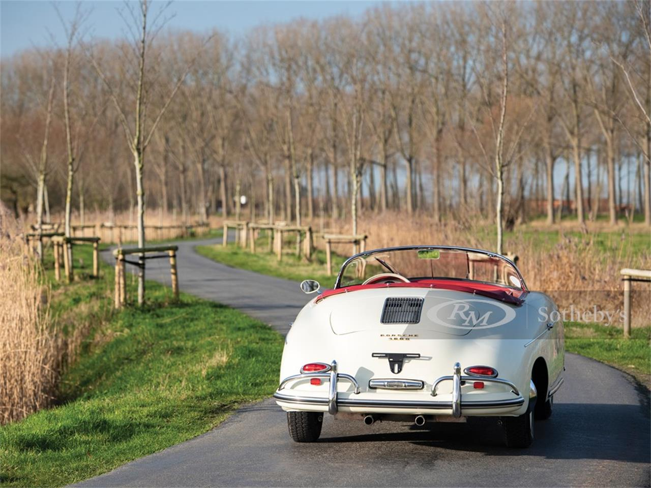 1957 Porsche 356A (CC-1328107) for sale in Essen, Germany