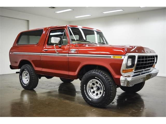 1979 Ford Bronco (CC-1328113) for sale in Sherman, Texas