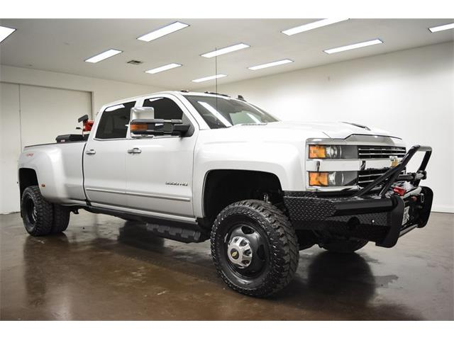 2017 Chevrolet 3500 (CC-1328114) for sale in Sherman, Texas