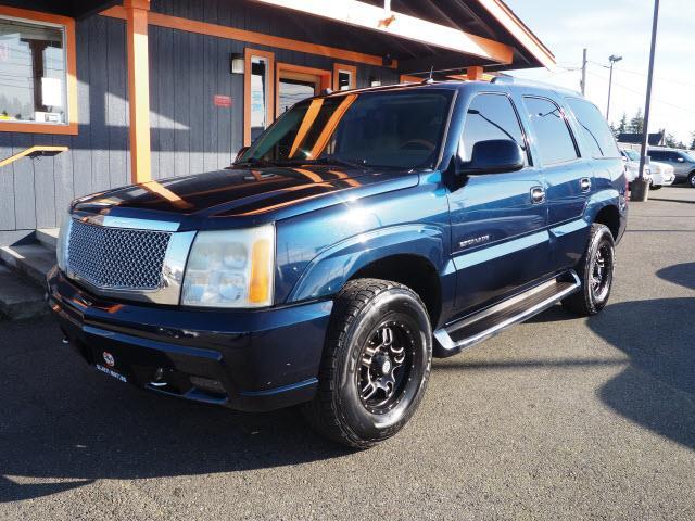 2004 Cadillac Escalade (CC-1328140) for sale in Tacoma, Washington