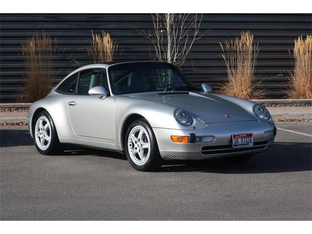 1997 Porsche 911 (CC-1328148) for sale in Hailey, Idaho