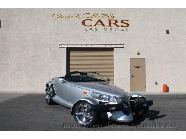 2001 Plymouth Prowler (CC-1328150) for sale in Las Vegas, Nevada