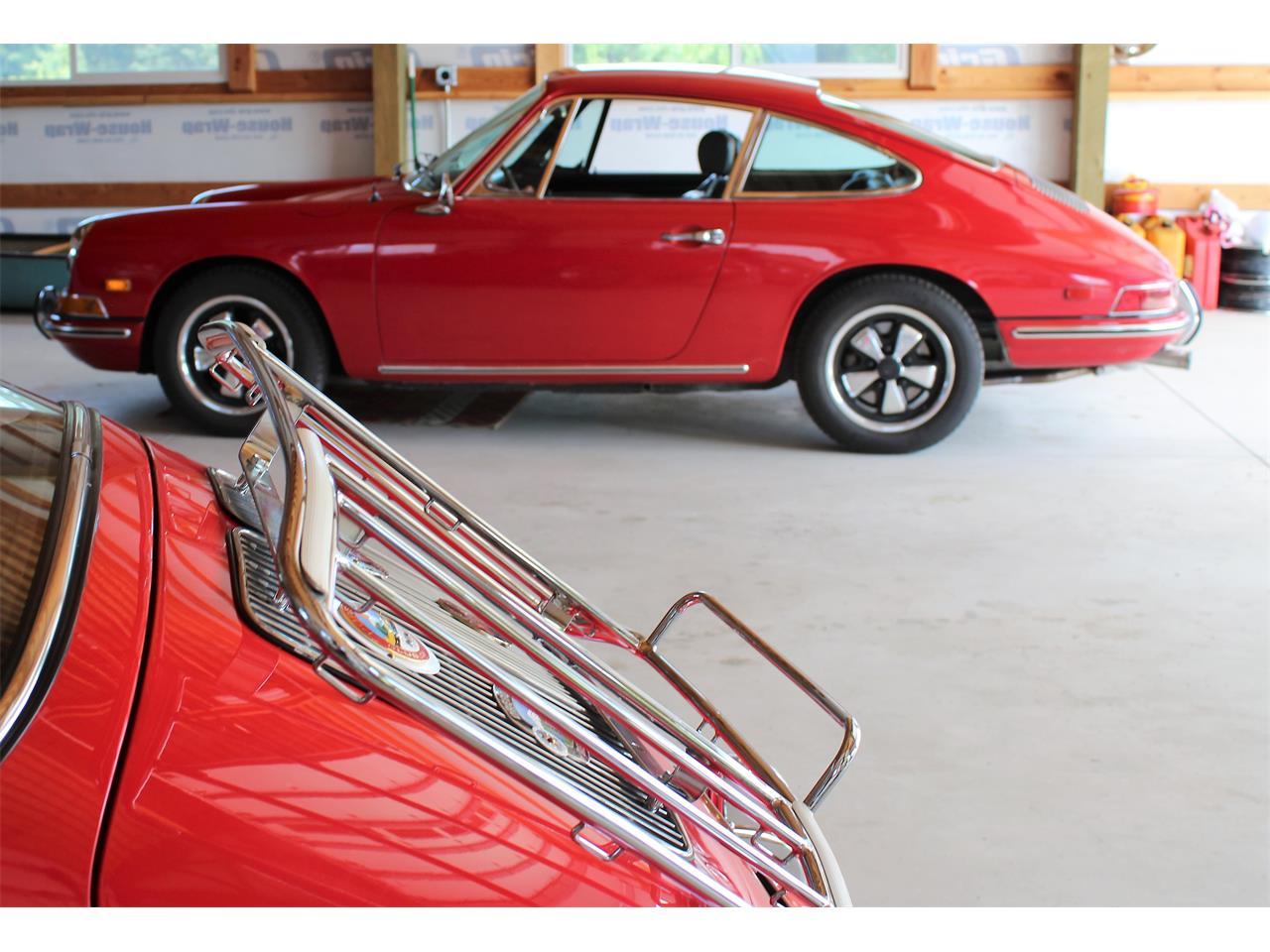 1968 Porsche 911 (CC-1328157) for sale in SPOKANE, Washington