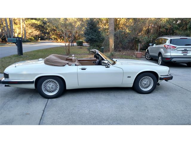 1992 Jaguar XJS (CC-1328164) for sale in Hilton Head Island, South Carolina