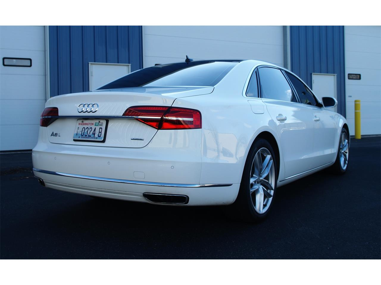2015 Audi A8 (CC-1328169) for sale in SPOKANE, Washington