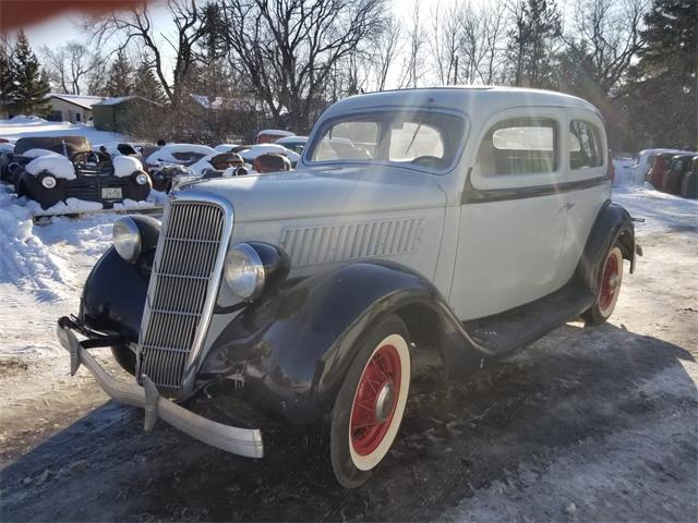 1935 Ford 2-Dr Sedan (CC-1328172) for sale in Thief River Falls, Minnesota