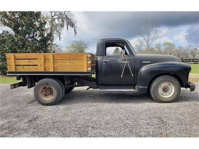 1949 Chevrolet 1 Ton Truck (CC-1328173) for sale in Morriston, Florida
